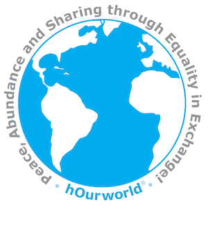 hOurworld®️ is an international Network of Service Exchanges (time banks)